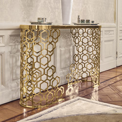Manfred | Console tables | Longhi S.p.a.
