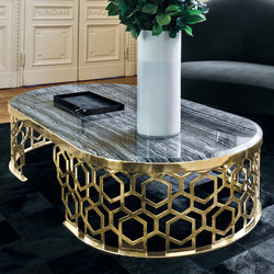 Manfred | Coffee tables | Longhi