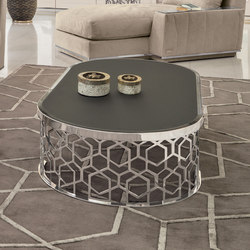 Manfred | Coffee tables | Longhi S.p.a.