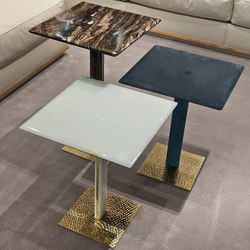 Yaki | Side tables | Longhi