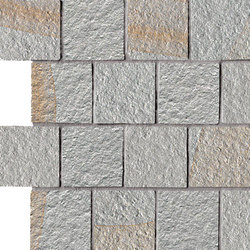 In&Out - Percorsi Smart Mosaico Pietra di Fosco | Mosaics | Keope