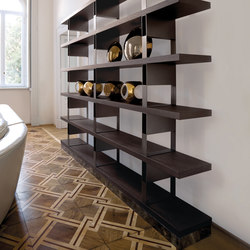 Harvard | Shelving systems | Longhi