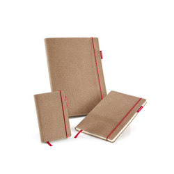 senseBook RED RUBBER | Notizbücher | HOLTZ