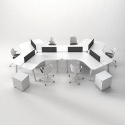 Atreo | Sistemas de mesas | ALEA
