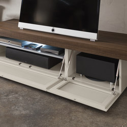 You_sound | Multimedia Sideboards | Presotto