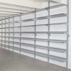 Revolver System | Library shelving systems | Lensvelt