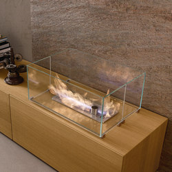 Fireplaces bioethanol | Chimineas insertables | Presotto