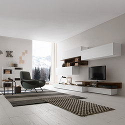 I-modulART | Muebles Hifi / TV | Presotto