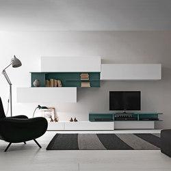 I-modulART | Wohnwände | Presotto