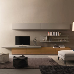 I-modulART_286 | Wall storage systems | Presotto