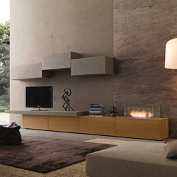 I-modulART_288 | Wall storage systems | Presotto