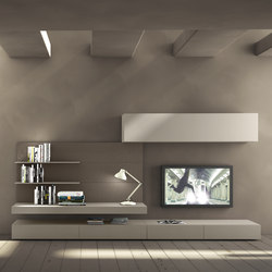 I-modulART_277 | Wall storage systems | Presotto