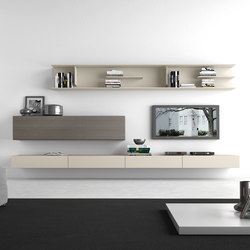 I-modulART_283 | Wall storage systems | Presotto