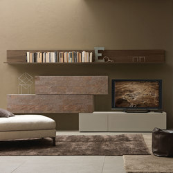 I-modulART_272 | Wall storage systems | Presotto