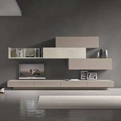 I-modulART_279 | Wall storage systems | Presotto