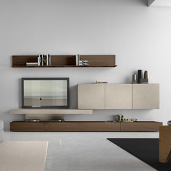 I-modulART_282 | Multimedia Sideboards | Presotto