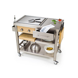 Auxilium teppan Yaki 697100 | Placas de cocina | Jokodomus