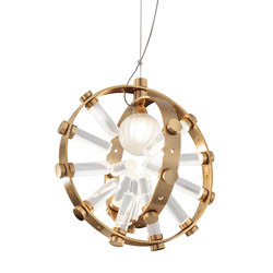 Flexus Pendant | Lampade sospensione | Baroncelli