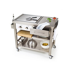 Auxilium teppan Yaki 697130 | Placas de cocina | Jokodomus