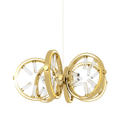 Flexus Pendant | Illuminazione generale | Baroncelli