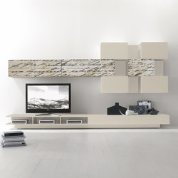 I-modulART Cover | Wall storage systems | Presotto