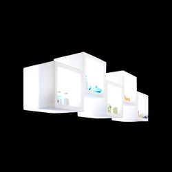 Open Cube | Cabinet lights | Slide