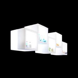 Open Cube | Luminaires pour intérieurs d'armoires | Slide