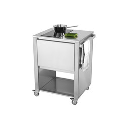 Cunkitchen induction | 679141 | Cucine da esterno | Jokodomus