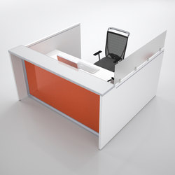 Eos | Reception desks | ALEA