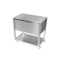 Kada teppan Yaki  669101 | Kitchen trolleys | Jokodomus