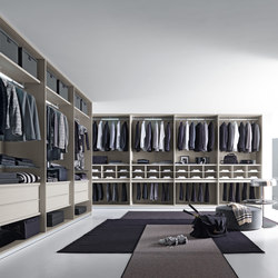 Interni armadio_2 | Walk-in wardrobes | Presotto