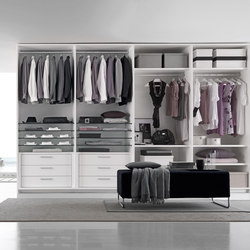 Interni armadio_1 | Shelves | Presotto
