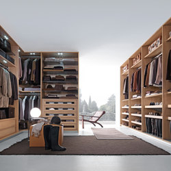 Interni armadio_5 | Walk-in wardrobes | Presotto