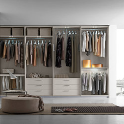 Interni armadio_8 | Shelving systems | Presotto