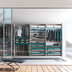 Interni armadio_10 | Walk-in wardrobes | Presotto