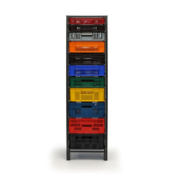 Krattenkast-1 Cabinet | Sideboards / Kommoden | Lensvelt