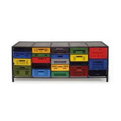 Krattenkast-5 Cabinet | Credenze | Lensvelt