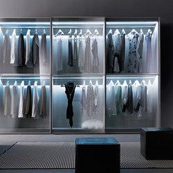 L12_3 Wardrobe | Cabinets | Presotto