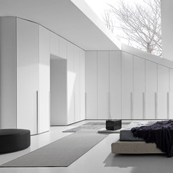 Liscia_5 | Built-in cupboards | Presotto