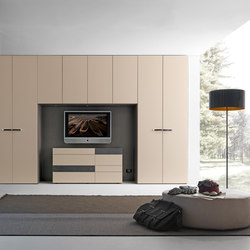 Liscia_7 | Built-in cupboards | Presotto