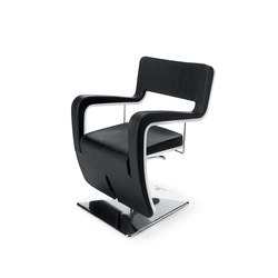 Tsu | MG BROSS Styling Salon Chair | Barber chairs | GAMMA & BROSS
