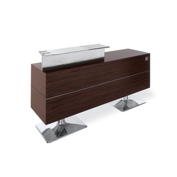 Torix | MG BROSS Salon Reception Desk | Reception desks | GAMMA & BROSS