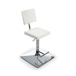 Oneida Tsu | MG BROSS Beauty Salon Stool | Barber chairs | GAMMA & BROSS