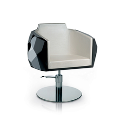 Crystalcoiff | MG BROSS Styling Salon Chair | Barber chairs | GAMMA & BROSS