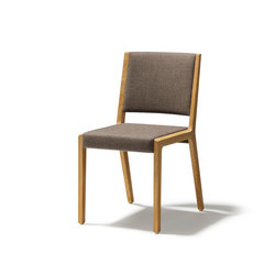 eviva chair | Visitors chairs / Side chairs | TEAM 7