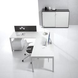 Italo | Individual desks | ALEA