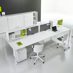 Italo | Sistemas de mesas | ALEA