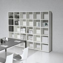 Italo | Librerie/scaffali componibili | ALEA