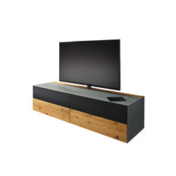 multimedia sideboards hochwertige designer multimedia sideboards architonic. Black Bedroom Furniture Sets. Home Design Ideas