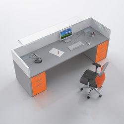 Philo | Reception desks | ALEA